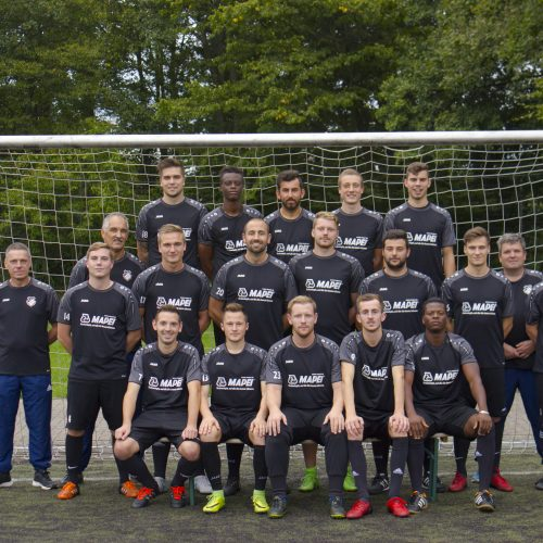 1. Mannschaft 2017 / 2018
