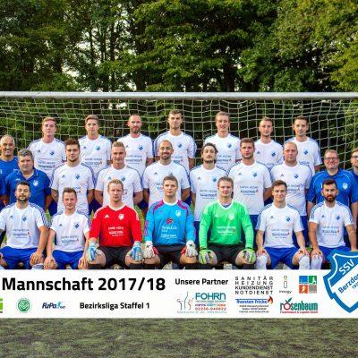 1. Herren 2017/ 2018